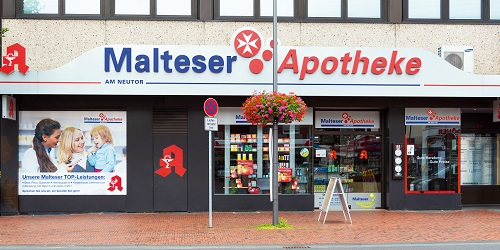 Malteser Apotheke am Neutor, Am Neutor 24, 45635 Dinslaken